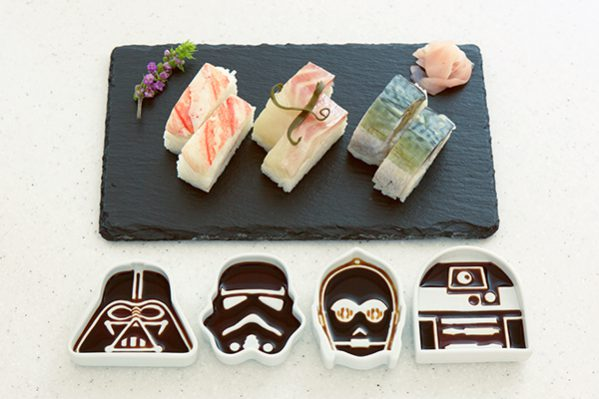 Star Wars Soy Sauce Dishes Is The Gift To Get Your Nerdy Friend
