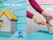 This Dental Print Ad Campaign Shows Us a World Without Holes