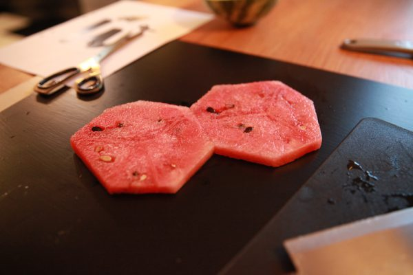 W is for Watermelon - A-Z Food Photography Project