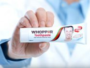 Whopper Toothpaste Is Here And We All Want It, Right?