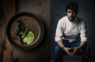 Paulo Airaudo of Amelia Restaurant San Sebastian Interview at Ateriet