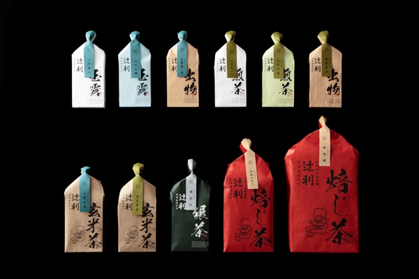 Amazing Japanese Food Packaging by AWATSUJI Design