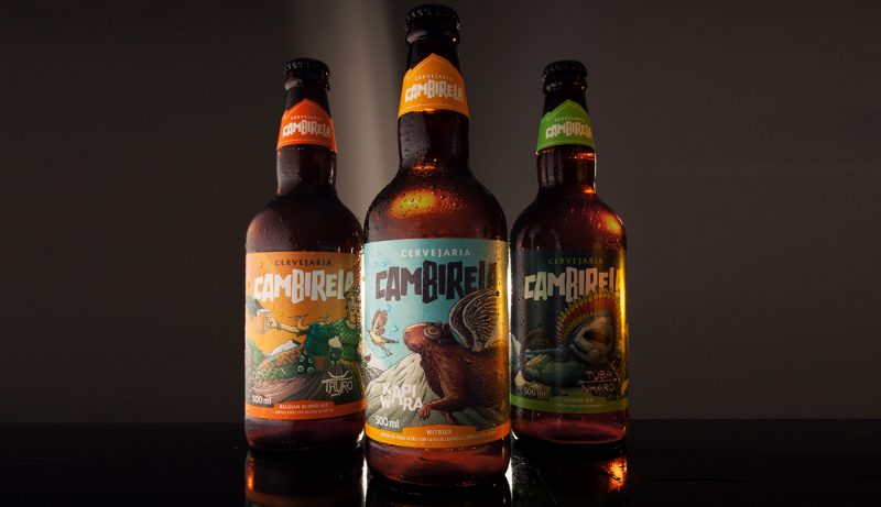 This Brazilian Beer Packaging Design Will Put A Smile On Your Face