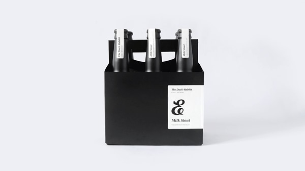 Duck Rabbit Brewery Beer Packaging Made Modern