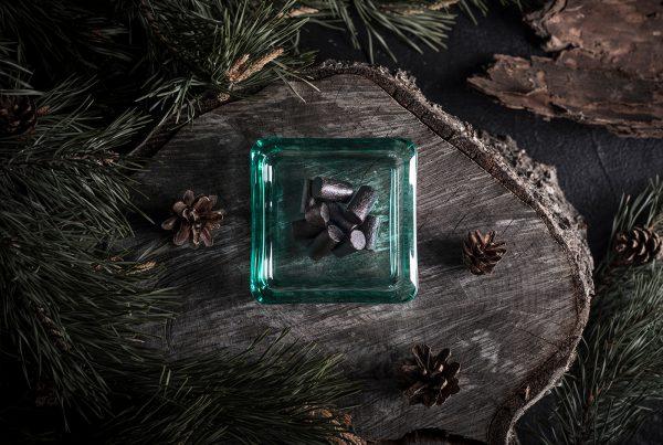 Finnish Liquorice Packaging With Plenty Of Black Design