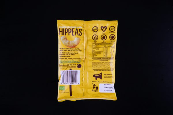 Hippeas Taste Test - Organic Chickpea Puffs Put To The Test