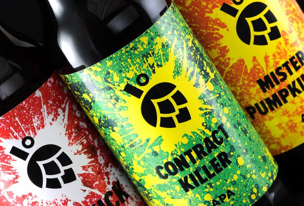 Jungle Brewery Beer Packaging Is Made Using Explosives, And I Love It