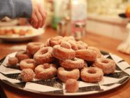 How To Make Mini Doughnuts With Cinnamon and Sugar