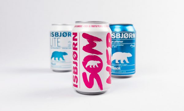 Polar Bear Beer Packaging With A Fresh Look