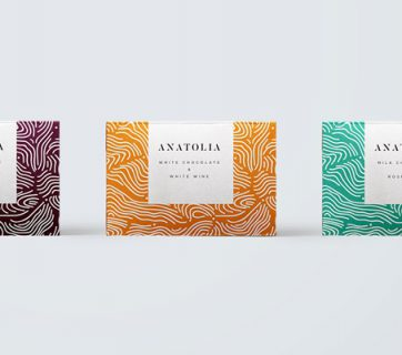Wine Flavored Chocolate In A Great Looking Packaging
