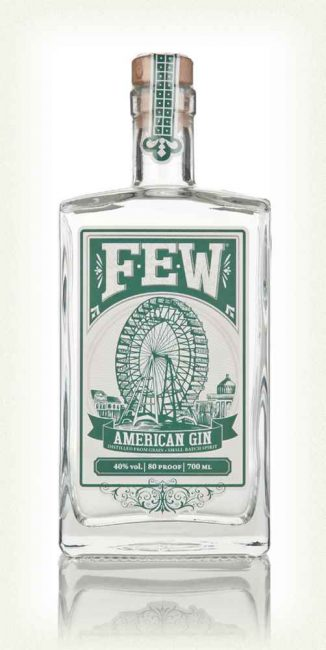 12 American Gin Bottles With Great Packaging Design