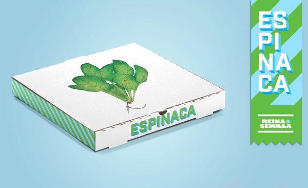 Amazing Vegetarian Packaging and Branding for Reina Semilla