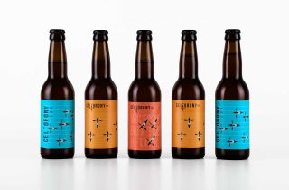 Céltorony Beer - A Beer To Drink While Watching Kayaks