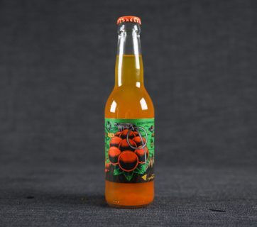 Swedish Cloudberry Soda Taste Test - World's Only Cloudberry Soda