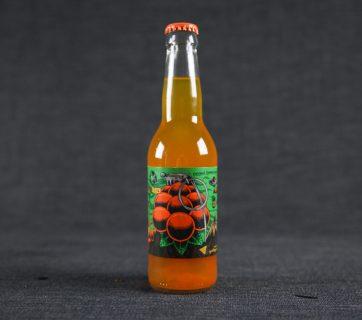 Swedish Cloudberry Soda Taste Test - World's Only Cloudberry Soda