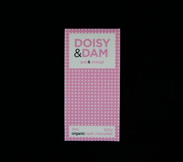 Doisy and Dam Taste Test - Goji and Orange