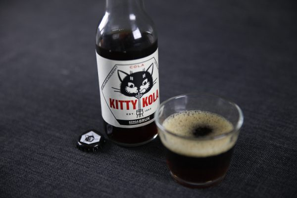 Kitty Kola Taste Test - A Swedish Cola Brought Back From The 1950's
