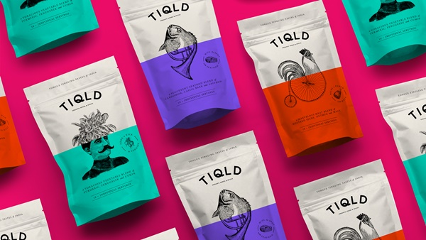These Indian Spice Packaging Designs Comes With A Split Personality