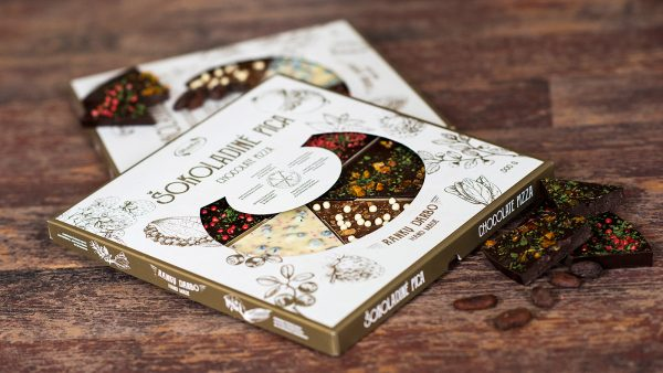 13 Creative Chocolate Packaging Designs That Is Outside The Box