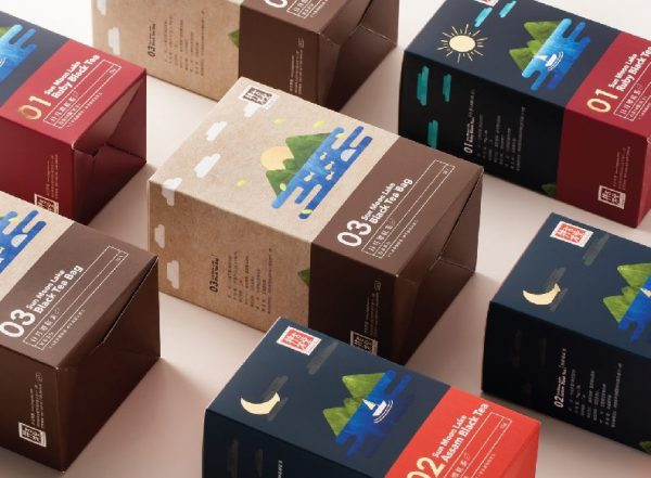 Examples of Tea Packaging Design To Inspire You