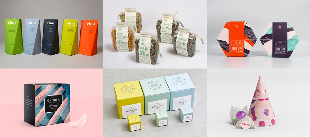 18 Examples Of Tea Packaging Design To Inspire You