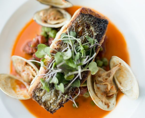 Chef Q&A with Seadon Shouse of Halifax at W Hoboken ...