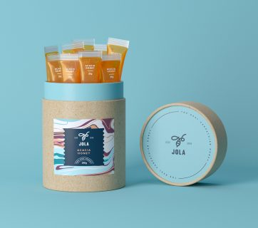 Jola Honey Packaging Design Is Looking Great