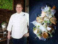 Chef Q&A with Seadon Shouse of Halifax at W Hotel in Hoboken