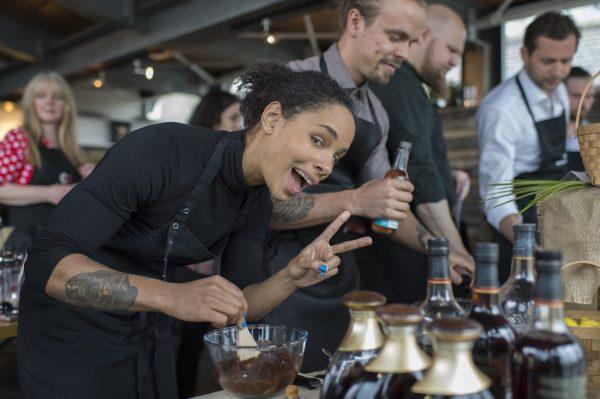Scandinavia's Best Bartender Josephine Sondlo
