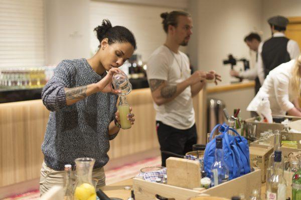 Try Two Unique Drinks by Scandinavia's Best Bartender Josephine Sondlo