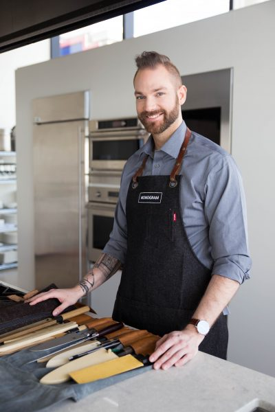 Meet Romain Avril of Lavelle Restaurant in Toronto in our Chef Q&A
