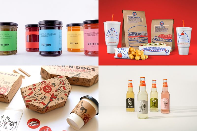 10 Best Food Packaging Designs July 2017 - AterietAteriet   Food ...