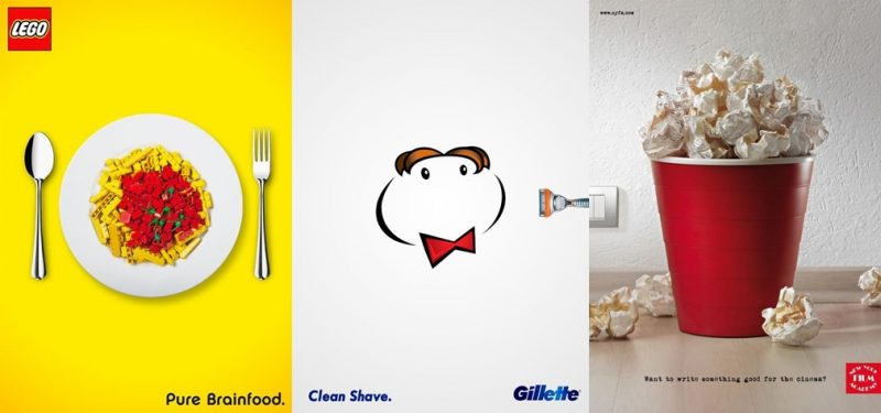 20 Great Ads With Food That Aren't For Food