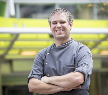 Chef Q&A with Nathan Sears of theWit Hotel, Chicago