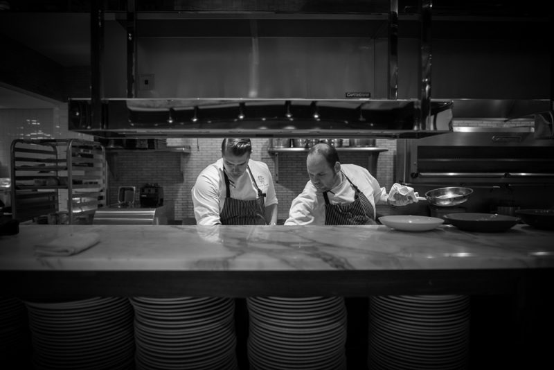 Chef Q&A with Brandon Brumback of The Albert at EMC2 Hotel, Chicago