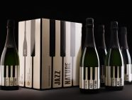 Feel The Swing With This Jazz Wine Bottle