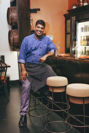 Meet Chef Navjot Arora of Old Monk, New York