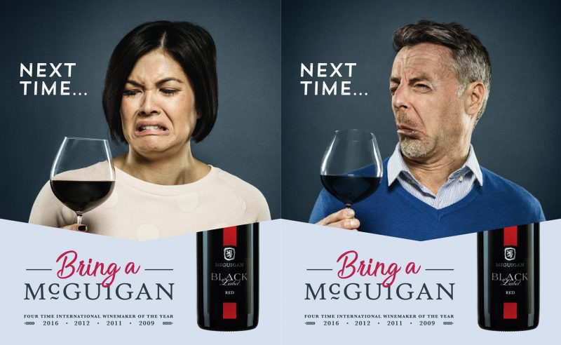 These Wine Ads Wants You To Bring Good Wine Next Time