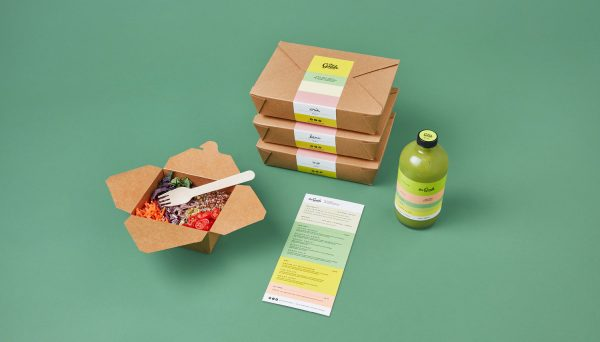 This Food Packaging Shows You Exactly What's In The Food