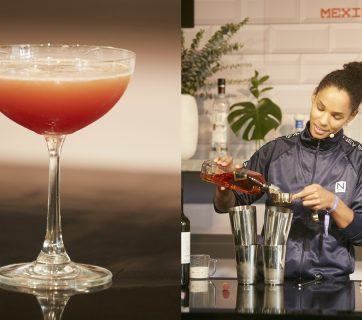 Diageo World Class Bartending in Mexico City