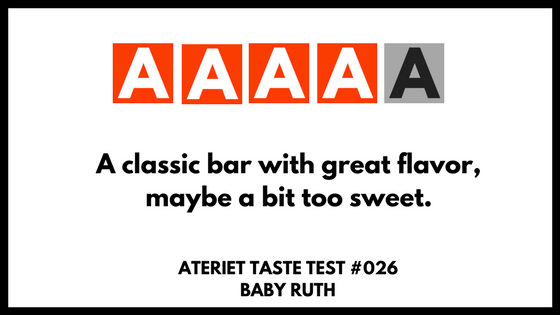 Baby Ruth Taste Test - How Good Is This Classic Bar
