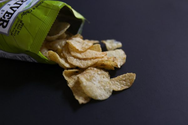 Deep River New York Spicy Dill Pickle Chips Taste Test