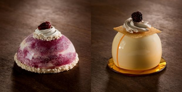 Porcelain Pastry Like Works of Art by Shayna Leib
