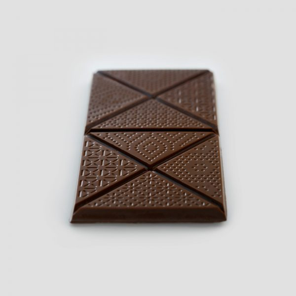 Utopick Chocolate Packaging Made To Look Great with One Simple Twist