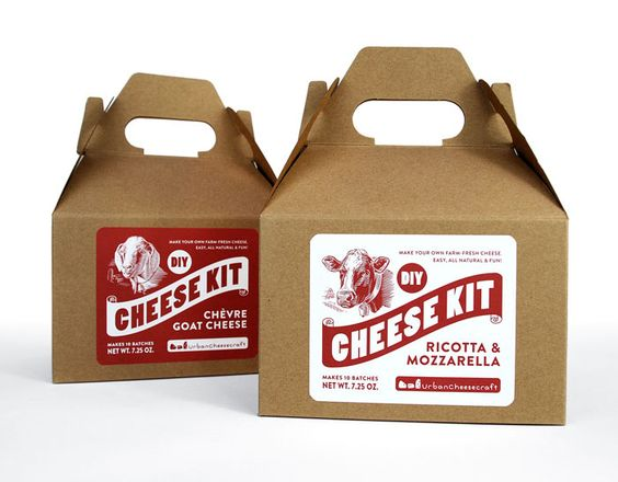 20 Cheese Packaging Designs That Stands Out