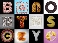 The Food Alphabet - A-Z in Food Complete Set
