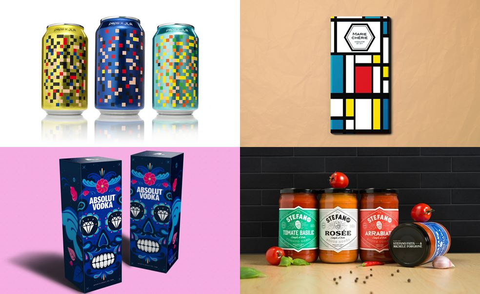 10 Best Food Packaging Designs November 2017