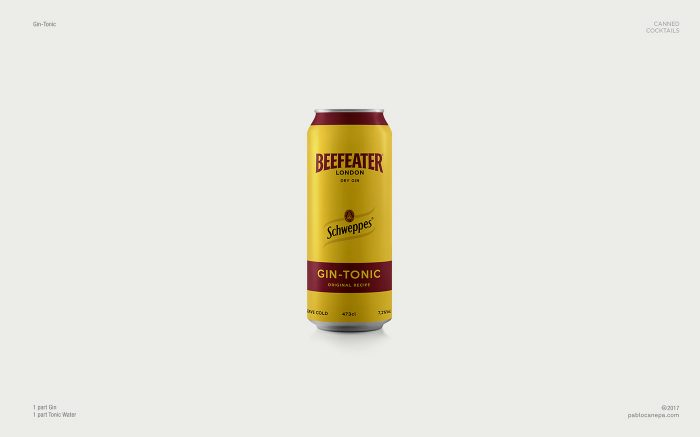 Branded Canned Cocktails You Will Most Likely Never Get To Buy