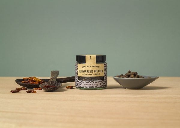 Soulspice Spice Packaging Design from Studio Grau
