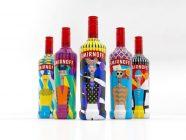This Artsy Smirnoff Packaging Celebrates Diversity